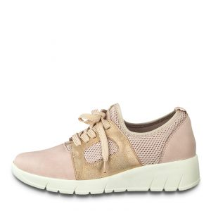 Rose Shoe with a wedge