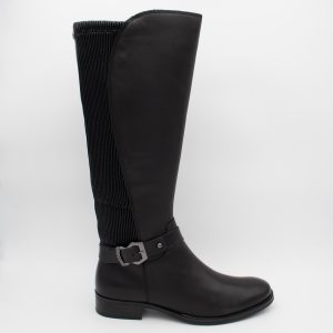 Classic Black Knee High Boot from Caprice